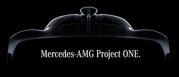 Mercedes-AMG プロジェクト